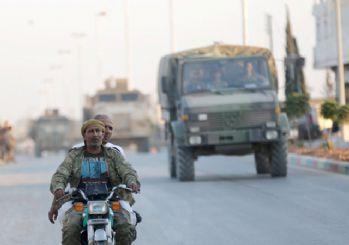 Reuters duyurdu: Türk askeri sınırın diğer tarafında...