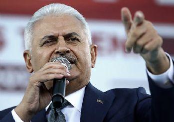 Başbakan Yıldırım: İran ve Irak ile ortak toplantı yapılacak