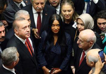 Cumhurbaşkanı Erdoğan: Her an her şeye hazır olalım!