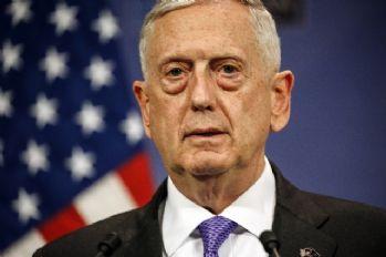 Mattis'ten ABD'yi kızdıracak açıklama
