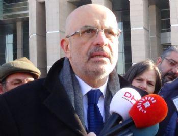 Enis Berberoğlu'nun örgüte yardım davası başladı