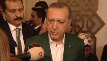 Erdoğan'dan 'İdlib' açıklaması