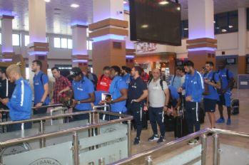 Trabzonspor, Katar'a gitti