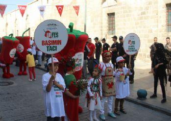 Şanlıurfa'da isot festivali başladı