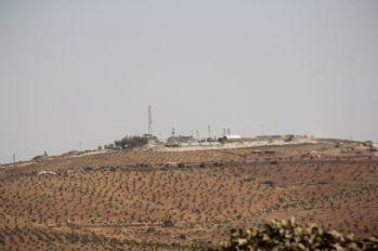 İdlib sınırında güvenlik duvarı kaldırıldı