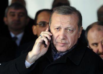 Erdoğan'ın AK Parti kampındaki telefon trafiği