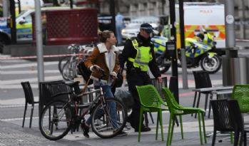 Londra polisi: Olayın terörle bağlantısı yok