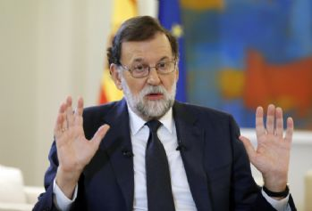 İspanya Başbakanı Rajoy'dan 'bağımsızlık' açıklaması