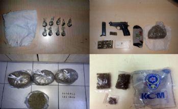 İzmir'de 22 ayrı operasyon: 42 gözaltı