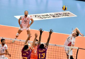 Ziraat Bankası:3 - Galatasaray:0