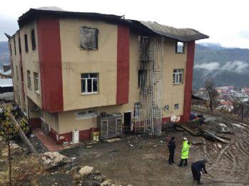 Aladağ'daki yurt yangını davası sürüyor