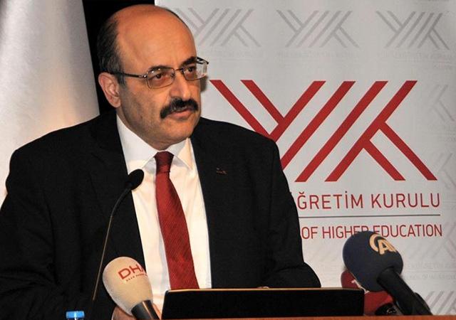 YÖK Başkanı yeni üniversiteye giriş sistemini yarın açıklayacak