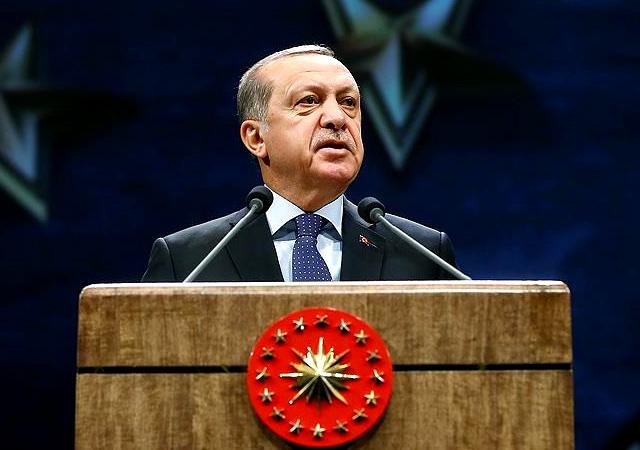 Erdoğan'dan ABD'ye: Biz size muhtaç değiliz!