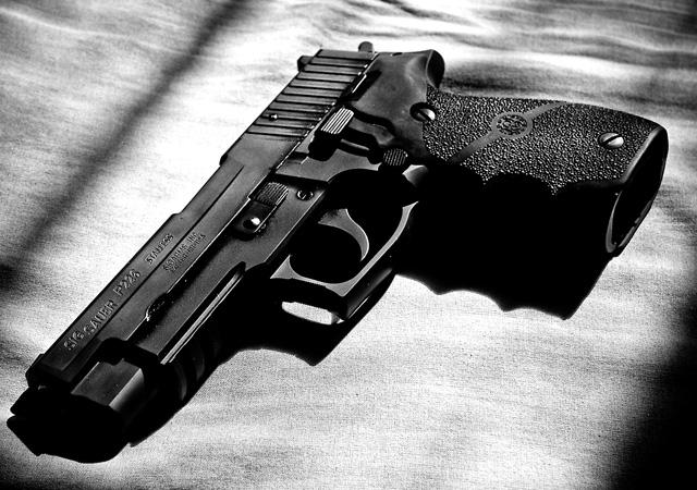 Polisler artık yerli silah kullanacak