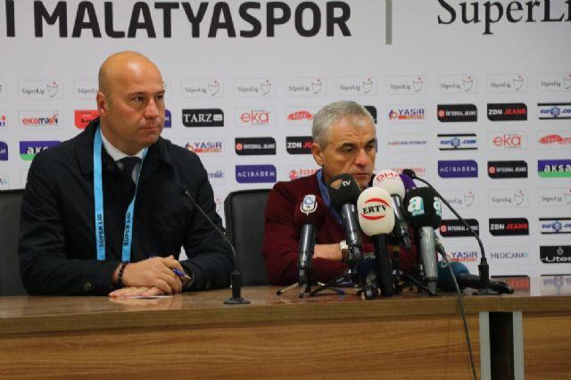 'Kendi kalemize attığımız gol bizim için dezavantaj oldu'