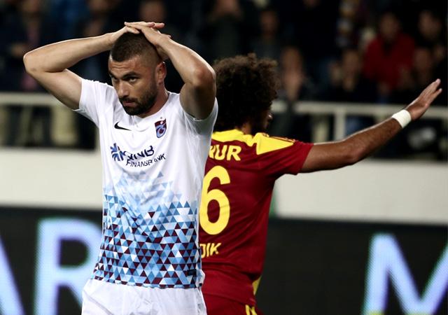 Trabzonspor'da çöküş devam ediyor!