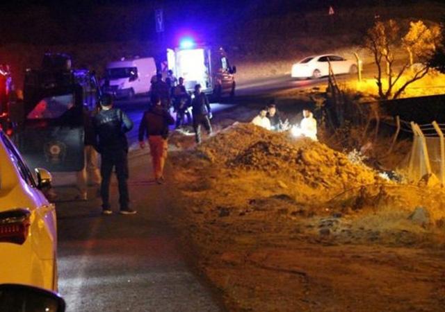 Mardin'de terör saldırısı: 2 yaralı