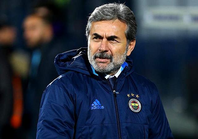 Fenerbahçe: Aykut Kocaman'la devam şampiyon olacağız!