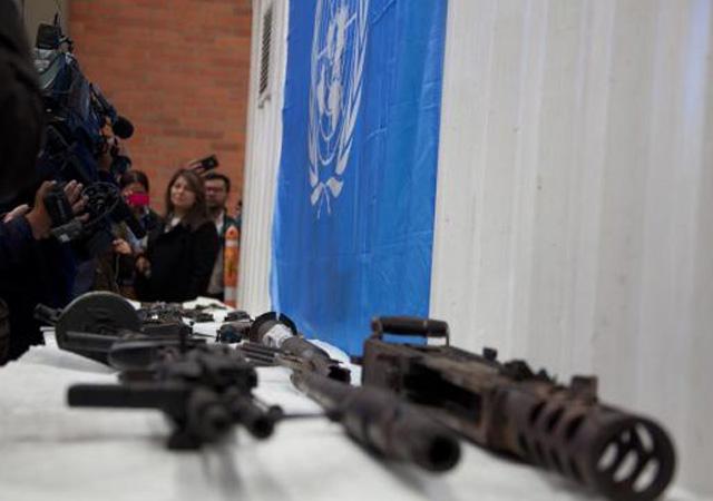 AB FARC'ı terör örgütleri listesinden çıkarttı