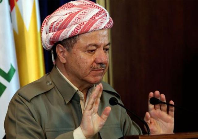 Barzani'den geri adım: Referandumu...