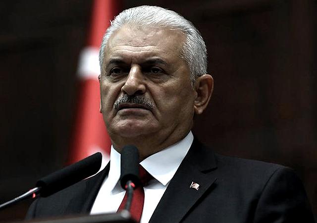 Başbakan Binali Yıldırım'dan Atatürk çıkışı: Bre ahmaklar!