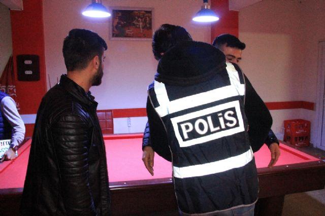 İstanbul'da helikopter destekli 'Oğuz -1' uygulaması