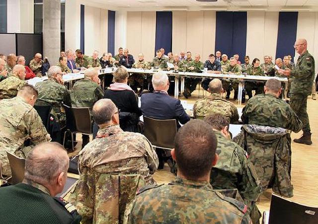 NATO'daki skandalın belgesi ortaya çıktı! NATO tatbikatının fotoğrafları