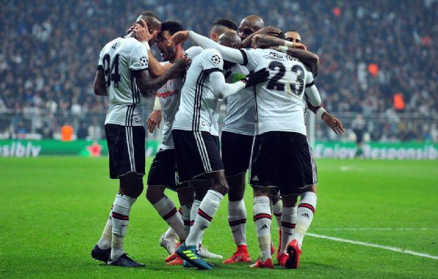 Beşiktaş'ın son 16'da muhtemel rakipleri
