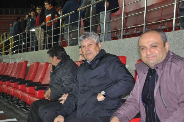 Mircea Lucescu Kayseri'de