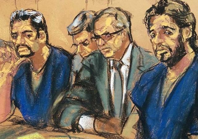 Sarraf: Zafer Çağlayana 45-50 milyon euro arasında rüşvet ödedim