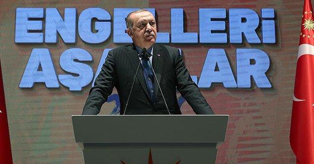 Erdoğan: İsteyen herkesin yurtdışına parasını çıkarma hakkı vardır