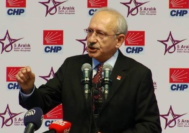 Kılıçdaroğlu'ndan Erdoğan'a: Senin hükümetin Türkiye Cumhuriyeti Devleti'ne ihanet etti