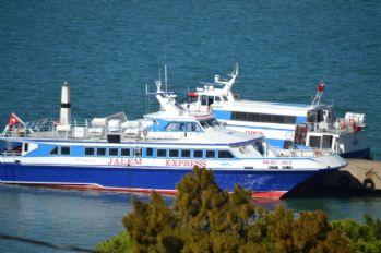 Adalara feribot seferleri yeniden başladı