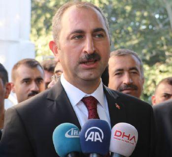 Adalet Bakanı'ndan 'Metin Topuz' açıklaması