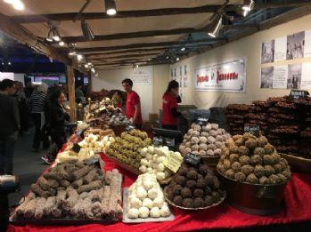 En tatlı festival Stockholm'de başladı