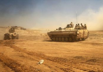 Kerkük'te askeri gerilim tırmanıyor