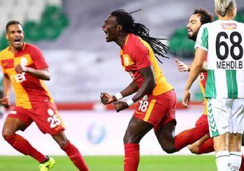 Galatasaray zirvede tek başına!