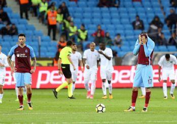 Trabzonspor Akhisar'dan fark yedi