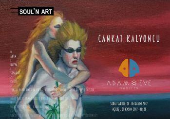 'Adam ve Eve2023' sergisi sanat severlerle buluşuyor