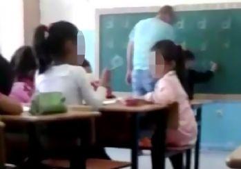 Birinci sınıf öğrencisine 'D harfi' dayağı! Öğretmen açığa alındı