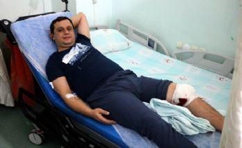 AK Parti'li belediye meclis üyesine silahlı saldırı