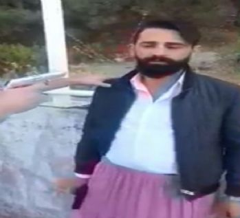 Etek giydirilip kendini vurdutmuşlardı: 9 tutuklama
