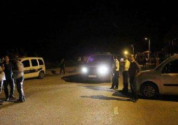 Hatay'da karakola silahlı saldırı
