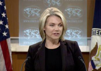 ABD: Türkiye ile görüşmelerde önemli ilerleme kaydettik