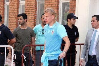 Dynamo Kiev'den Vida açıklaması