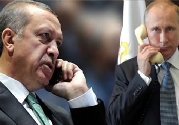 Putin ve Erdoğan'dan kritik telefon görüşmesi