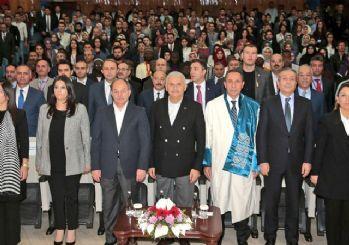Başbakan Yıldırım Elazığ'da Akademik Yıl Açılışı'