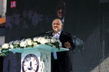 Başbakan Yardımcısı Işık ABD'yi uyardı