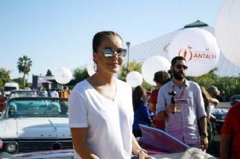 54. Uluslararası Antalya Film Festivali kortejle başladı