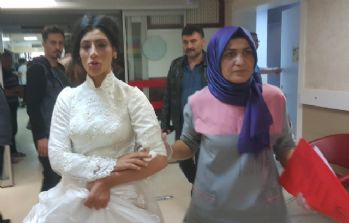Damat ve gelin tarafı kavga etti: 11 kişi hastanelik oldu